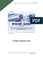 01 - Tutorial Instalação PCM 600 Rev.01