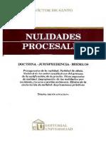 De Santo, Victor - Nulidades Procesales.pdf