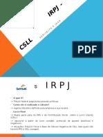 irpj - csll