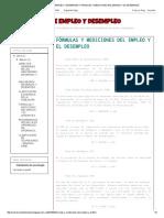 INDICADORES DE EMPLEO Y DESEMPLEO_ FÓRMULAS Y MEDICIONES DEL EMPLEO Y EL DESEMPLEO.pdf