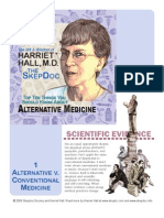 Alternative Medicine by Harriet Hall