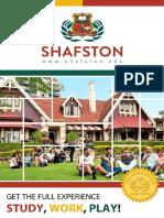 2016 Shafston Brochure