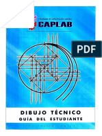 Bvci0007065 Caplab Guia Del Estudiante de Dibujo Tecnico