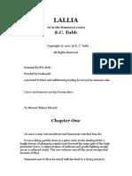 E. C. Tubb - Dumarest 06 - Lallia.pdf
