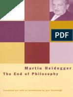 Heidegger, Martin - End of Philosophy, The (Harper & Row, 1973).pdf