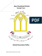 avs school excursions policy revised october 2016