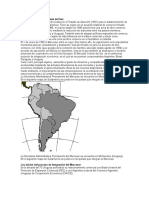 Mercosur o  Mercado Común del Sur.docx