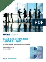 Guiahays2016 Tecnologias de La Informacion