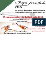 TE INVITA Campeonato
