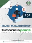 Bank Management Tutorial