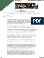 Português _ Portuguese _Rio Da Vida_ (Uma Mensagem Sobre Como Será a Igreja Imediatamente Antes Da Volta Do Senhor) Por David Wilkerson, Founding Past