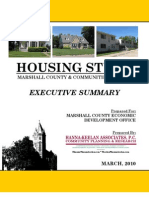 Marshall County, KS Housing Study
