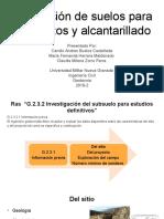 Exploracion de suelos para acueducto y alcantarillado .pptx