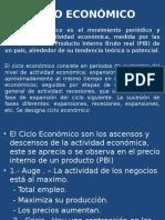 Ciclo Económico 3 de Julio
