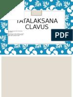 Tatalaksana Clavus
