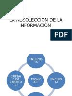La Recoleccion de La Informacion
