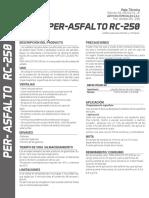 ASFALTO RC 250