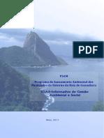 Programa de Saneamento Ambiental - PSAM
