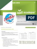 Ecodepur - Tabela Precos 2014
