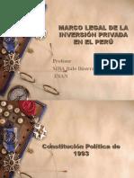 Marco Legal Inv. Privada