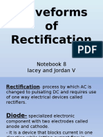 waveforms of rectification powerpoint