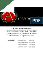 ABC Del Derecho Civil
