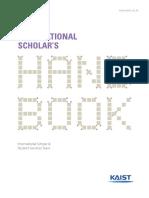 International Scholar Handbook 2016