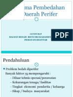 Problema Pembedahan Di Daerah Perifer