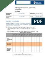MIV-U3 -Actividad Integradora, Fase II Calculando Indicadores de Mi Entidad