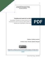 Vazquez, H. - Organizacion Modal de Las Alturas