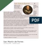 Biografias de Los Santos Con Imagenes