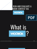 How to Run and Evaluate a Facebook Contest via Woobox - Kev Chavez - Your Keen & Crisp VP
