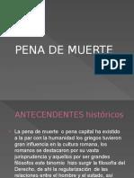 4. PENA DE MUERTE trabajo dos jjj.pptx