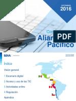 Contexto Digital Alianza Pacifico Sept 2016 (Informe BBVA)