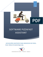 Pizza Fast Assistant Documentación