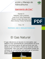 Endulzamiento de Gas