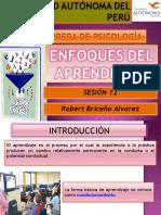 Sesión 12 Enfoques de Aprendizaje.ppt