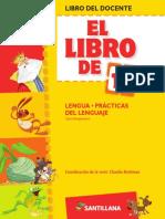 GD El Libro de 1.º Lengua