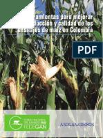 Herramientas para mejorar  la producción y calidad de los  ensilajes de maíz en Colombia