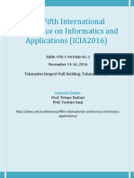 ICIA2016 Proceedings