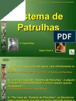 Apresentação Sistema de Patrulhas 2004