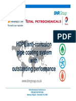 HDPE Anti-Corrosion Pipe Coating System_Part_1