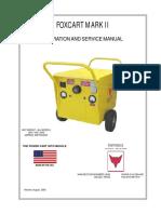 Foxcart MKII Manual