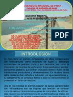 Contaminacion de Suelos y Aguas Subterraneas