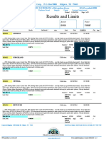 Denton ISD 2016 Lead Testing Results