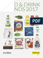 Global Food and Drink Trends 2017