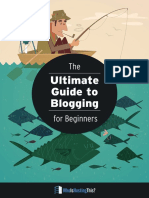 WIHT TheUltimate Guideto Blogging
