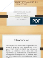 Exposicion Evaluacion de Proyectos