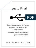 Proyecto Final JETS