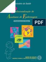 Apostila nº 5 PROFAE - Saúde do Adulto - Assistência Cirúrgica e Atend.Emergência